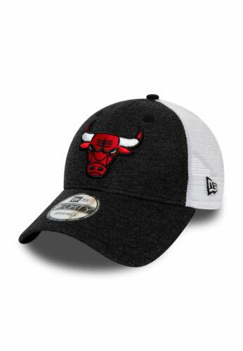 NEW Era Summer League Trucker Cap Chicago Bulls Nero