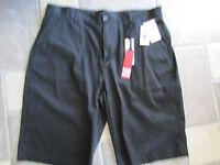 I-jeans By Buffalo Black Stretch Shorts Mens 32 Flat Free Ship