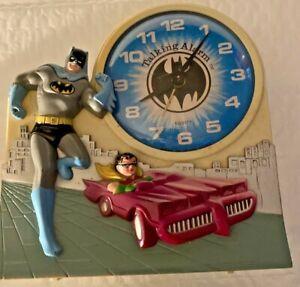 Estate-1974-Batman-Talking-Alarm-Clock-Janex-Equity-Untested