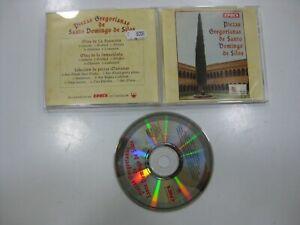 Pieces-Gregorianas-de-Santo-Domingo-de-Silos-CD-Espagnol-1994