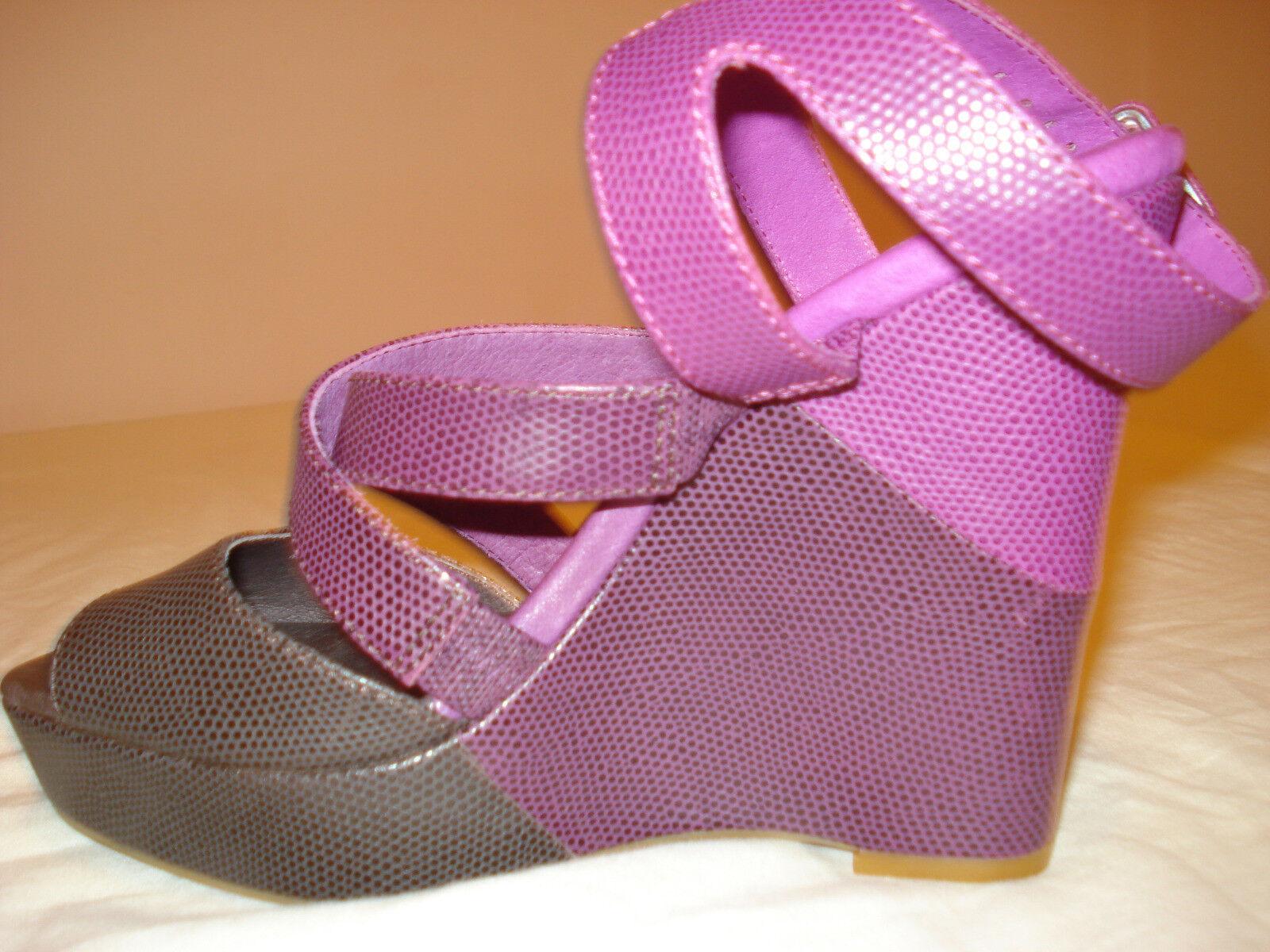 Juice Couture-Melanie USA 9,5 Eur 40 40 40 org  250 all leather  descuento de ventas en línea