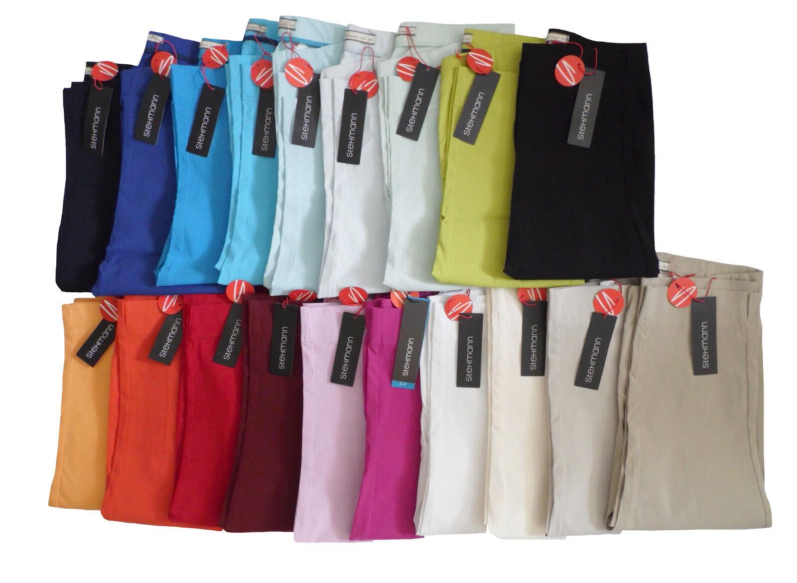Stehmann Super-Stretch 3 4 Pull-On Schlupf-Hose Ina 530   32-50 viele Farben Neu