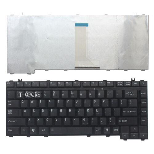 FOR Toshiba Satellite L455 L455D A300D A305 A305D A355D  NSK-TAQ0R US Keyboard