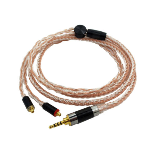 Occ 16core MMCX Replace Upgrade Headphone Cable Cord Wire for Shure SE215