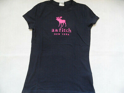 Abercrombie Kids Bella Shirt Blu Tg. Xl Top Bi619-mostra Il Titolo Originale Profitto Piccolo