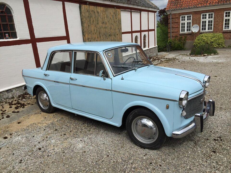 Fiat 1100, 1,1, Benzin
