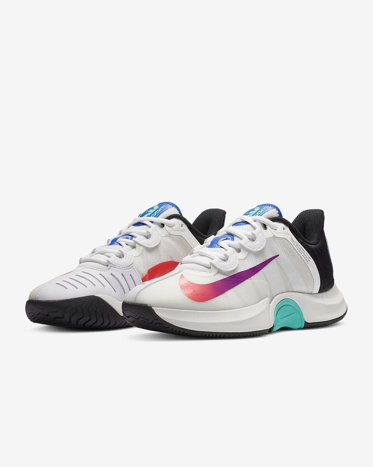 Size 7.5 - Nike Air Zoom GP Turbo Ombre Swoosh for sale online   eBay