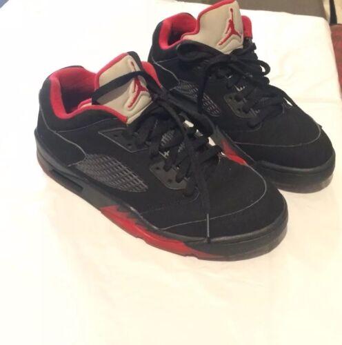 red Taglia Air Scarpe 8 Jordan 5 Uomo Blanca fO0cwwtZxn