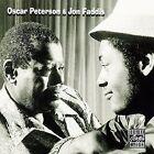 Oscar Peterson & Jon Faddis by Oscar Peterson (CD, Apr-2000, Pablo/OJC)
