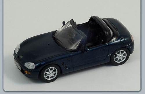 1 43 Suzuki Cappuccino Closed Roof  1992 Dark Green