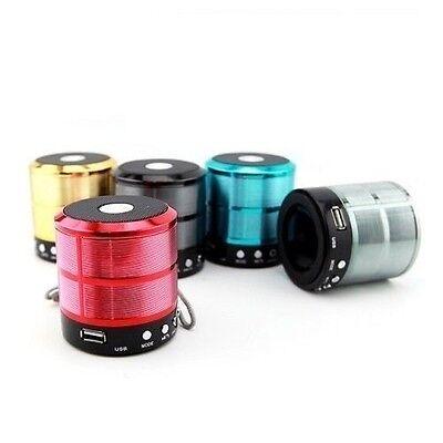 Portable New Mini Bluetooth Speaker WS 887