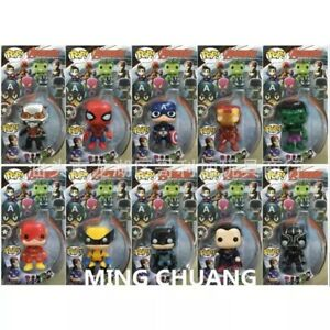 New-Avengers-Infinity-War-Superhero-Iron-Man-Captain-America-Hulk-Action-Figure