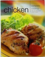 Complete Cooking: Chicken 2003 Hardcover Never Used