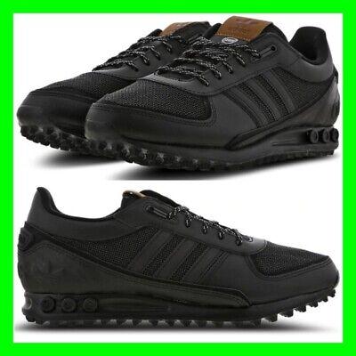 pulcro personalizadas moda caliente Mens Shoes Adidas LA Trainer Size 6.5-12.5 UK Low Top Sneakers ...
