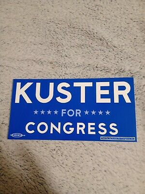 Waterproof Julia Letlow for Congress Bumper Sticker