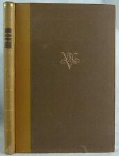 Idee und Gestalt. Goethe / Schiller / Hölderlin / Kleist von Ernst Cassirer.1924