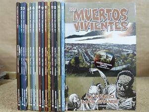 Los-Muertos-Vivientes-Lote-del-num-1-al-num-16-Planeta