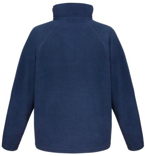 Result Core Micron Fleece Super Soft Microfleece Mid Layer Fleece Top R112X
