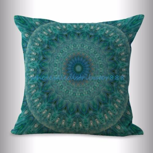 unity harmony mandala cushion cover throw pillows covers for sofa US SELLER