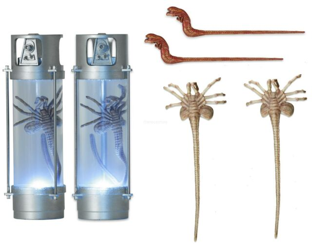 Aliens – Accessory Pack - 30th Anniversary Deluxe Creature Pack - NECA