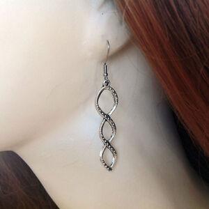 bijoux-celtique-gothique-mariage-Boucles-d-039-oreilles-pendentif-volutes-celtiques