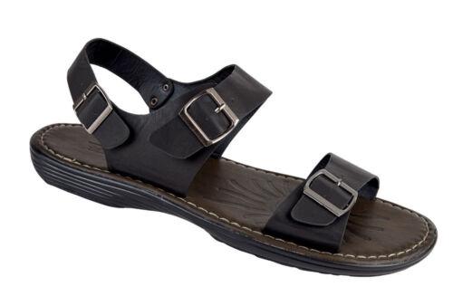 Mens Duke D555 Big King Size Light Weight Double Strap Sandals Shoes 12 13 14 15