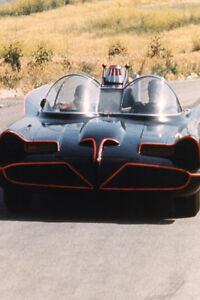 Batmobile Poster fahren 11x17 Ward Robin West als Batman Adam Burt OXkiuPTwZl