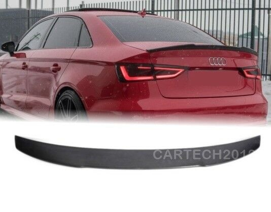 Genuine Audi S3 A3 8v Saloon Rear Spoiler