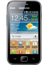 Brand New (seal open) Samsung Galaxy Ace Duos S6802 (Black)-Rrefurbished