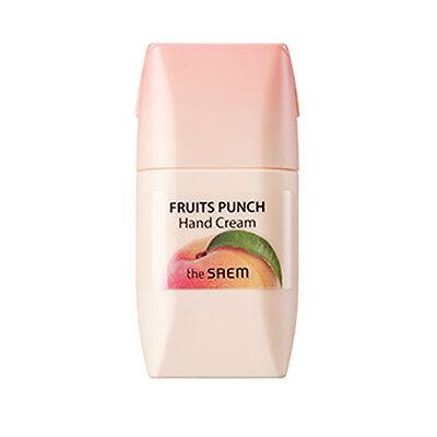 [the SAEM] Fruits Punch Peach Hand Cream 50ml