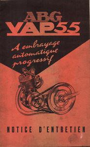 Catalogue-notice-entretien-MOTEUR-ABG-VAP-55-Mobylette
