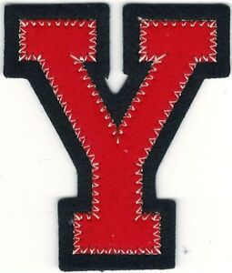 felt patch letters