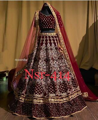 Bollywood Designer Gown For Women Lengha Sharara Indian Ethnic Traditional Wear Chania Choli Party Wear Dress Wedding Wear,Lehenga Choli