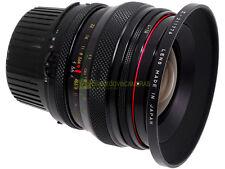 Sigma obiettivo grandangolare 18mm. f2,8 filtermatic per Nikon AI.