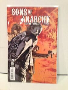 Sons-Of-Anarchy-Comic-Book-20-Samcro-First-Series-1st-Print-NM