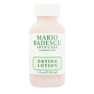 Details About Mario Badescu Drying Lotion Plastic Bottle Full Size 1 0 Fl Oz