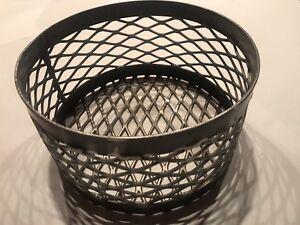 Bbq Smoker Wood Charcoal Basket Fire Box Kamado Joe Akorn Big