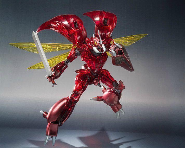 ROBOT SPIRITS SIDE AB LEPRECHAUN Hyper Ver Action Figure Dunbine BANDAI NEW F S