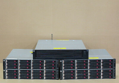 Hartig Hp Storageworks Eva4400 San Starter Kit 21.6tb, 4 Shelves, 1 Hsv300 Controllers Uitstekende Eigenschappen