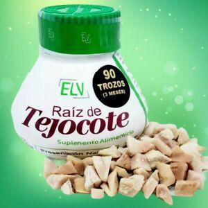 ELV Raiz de tejocote Root 100% Original Fat Burner Gewichtsverlust Natürlich 3 Monate