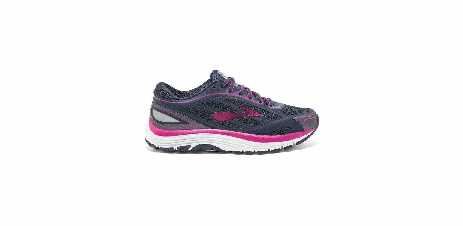 súper SPECIAL Brooks Dyad 9 mujer Running zapatos (D) (442)