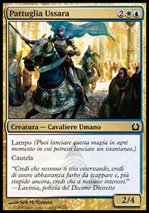 Magic-MTG-2X-PATTUGLIA-USSARA-RITORNO-A-RAVNICA