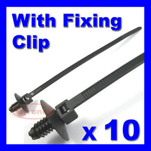 cable ties kit car boat trailer tie wrap fixing clip. Black Bedroom Furniture Sets. Home Design Ideas