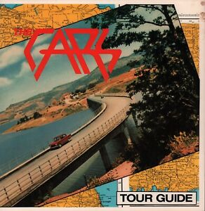 THE-CARS-1979-CANDY-O-USA-TOUR-CONCERT-PROGRAM-BOOK-BOOKLET-RIC-OCASEK-NM-2-MINT