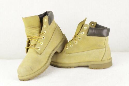 5 Cuero 5uk Boots Nu P82 Mujeres Trigo Buck Timberland Excelente xH1ZgZwq4Y