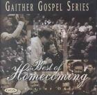 Best of Homecoming 1 Bill Gaither & Gloria Audio CD