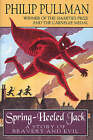 Spring-Heeled Jack: A Story of Bravery and Evil by Philip Pullman (Paperback, 1991)