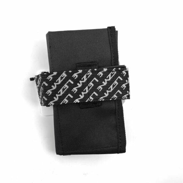Lezyne Roll Caddy Bag In Black