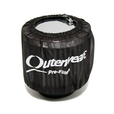 "Outerwears Performance Products Orange 3/"" x 2.5/"" Valve Cover Breather Pre-Filter"