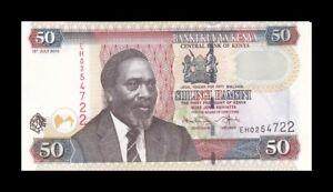 KENIA KENYA 50 SHILINGI 2010. PICK 47E. SC. UNC (Uncirculated) X7WbBAu3-07134408-314101280